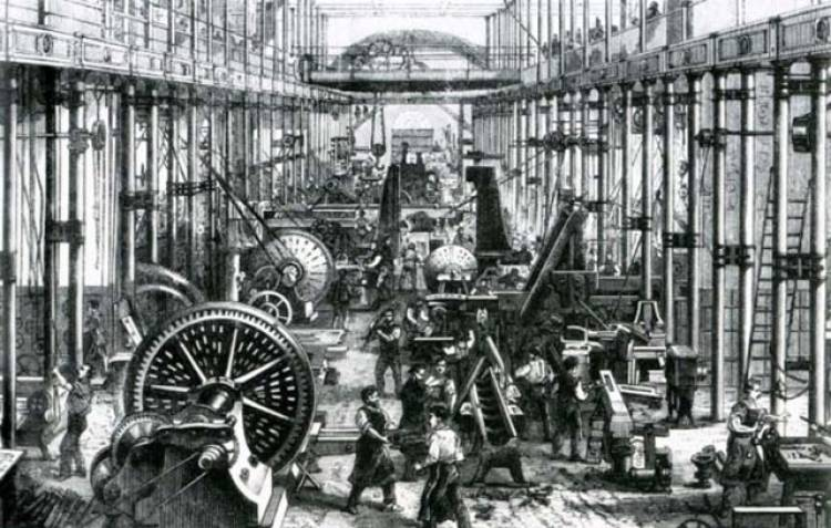 The Age of Industrialization   Revision Notes