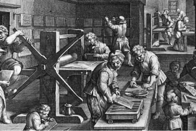 Print Culture and the Modern World | Notes